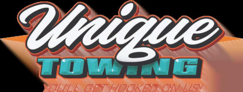 Unique Towing Logo